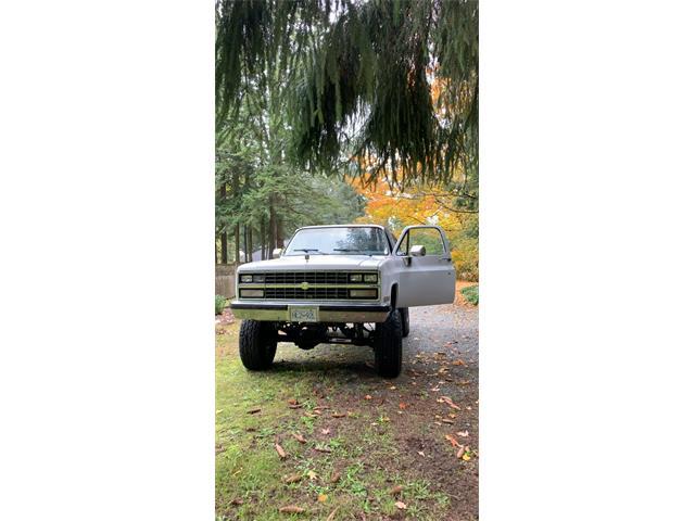 1984 Chevrolet Blazer (CC-1293223) for sale in Langley, British Columbia