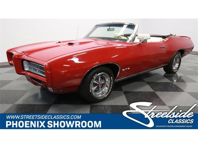 1969 Pontiac GTO (CC-1293255) for sale in Mesa, Arizona