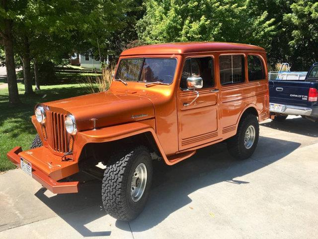 1949 Willys Wagoneer (CC-1293258) for sale in Long Island, New York