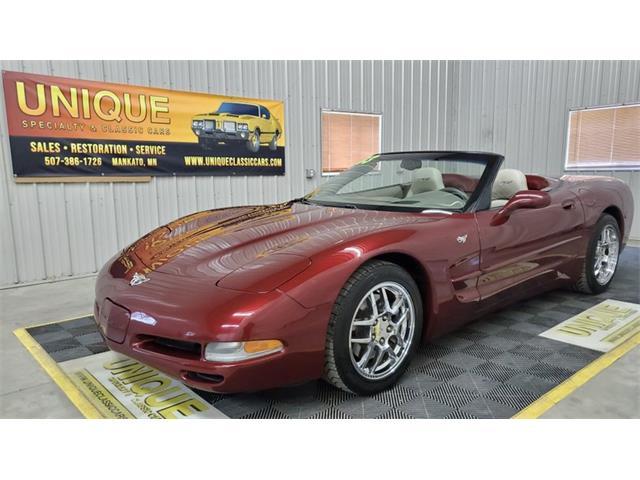 2003 Chevrolet Corvette (CC-1293276) for sale in Mankato, Minnesota