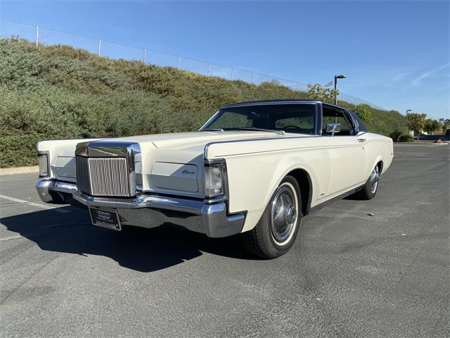 1969 Lincoln Continental (CC-1293282) for sale in Fairfield, California