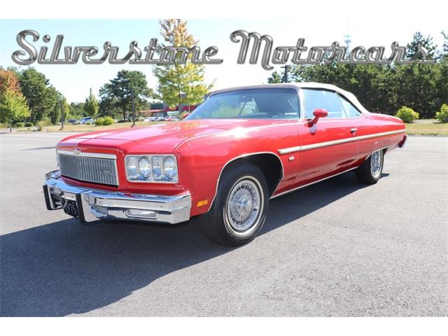 1975 Chevrolet Caprice (CC-1293297) for sale in North Andover, Massachusetts