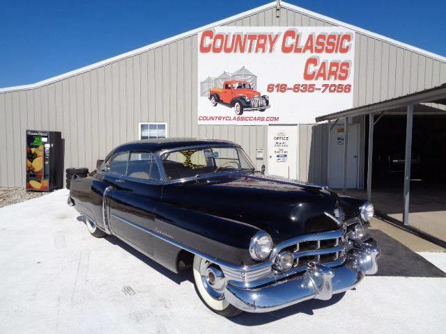 1950 Cadillac Series 61 (CC-1293299) for sale in Staunton, Illinois