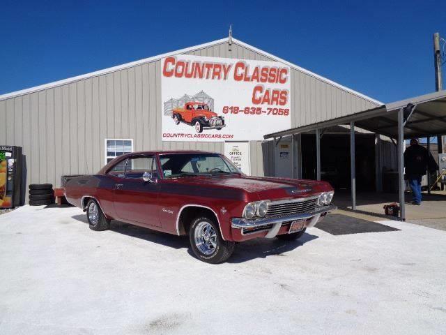 1965 Chevrolet Impala (CC-1293303) for sale in Staunton, Illinois