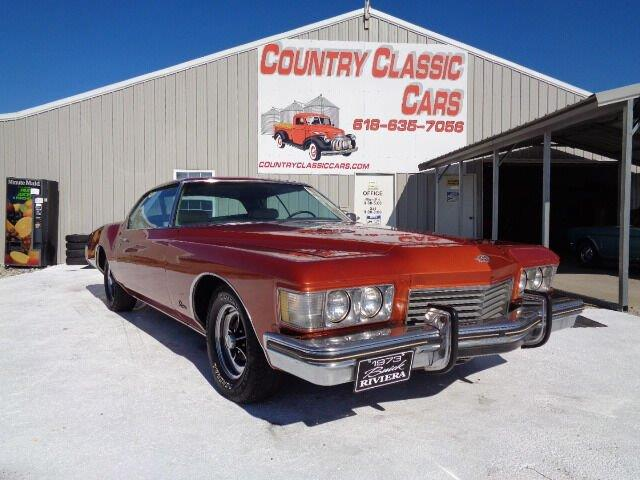 1973 Buick Riviera (CC-1293304) for sale in Staunton, Illinois