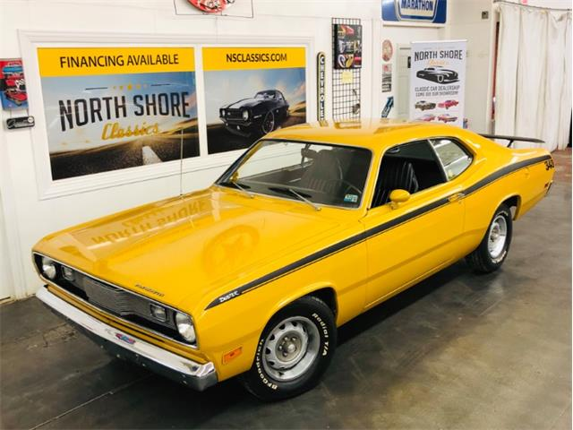 1971 Plymouth Duster (CC-1293311) for sale in Mundelein, Illinois