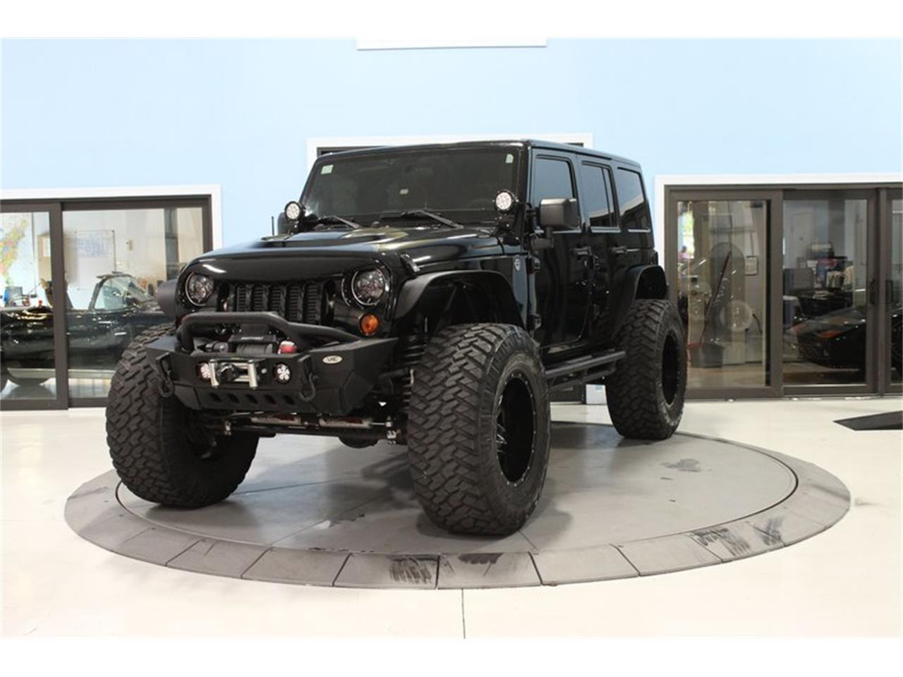 2011 Jeep Wrangler (CC-1293322) for sale in Palmetto, Florida