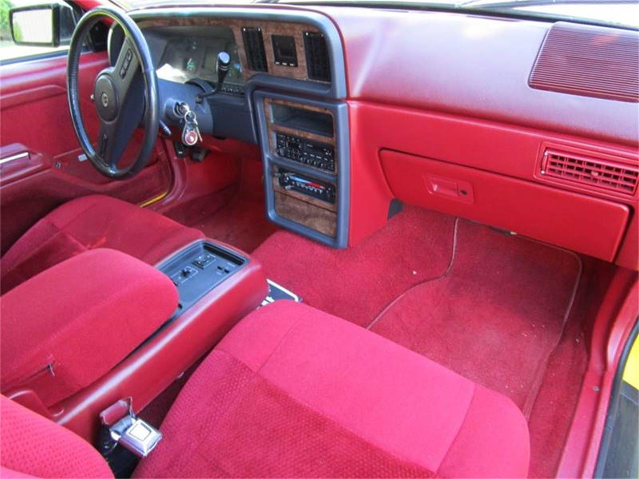 1988 Mercury Cougar (CC-1293336) for sale in Stanley, Wisconsin