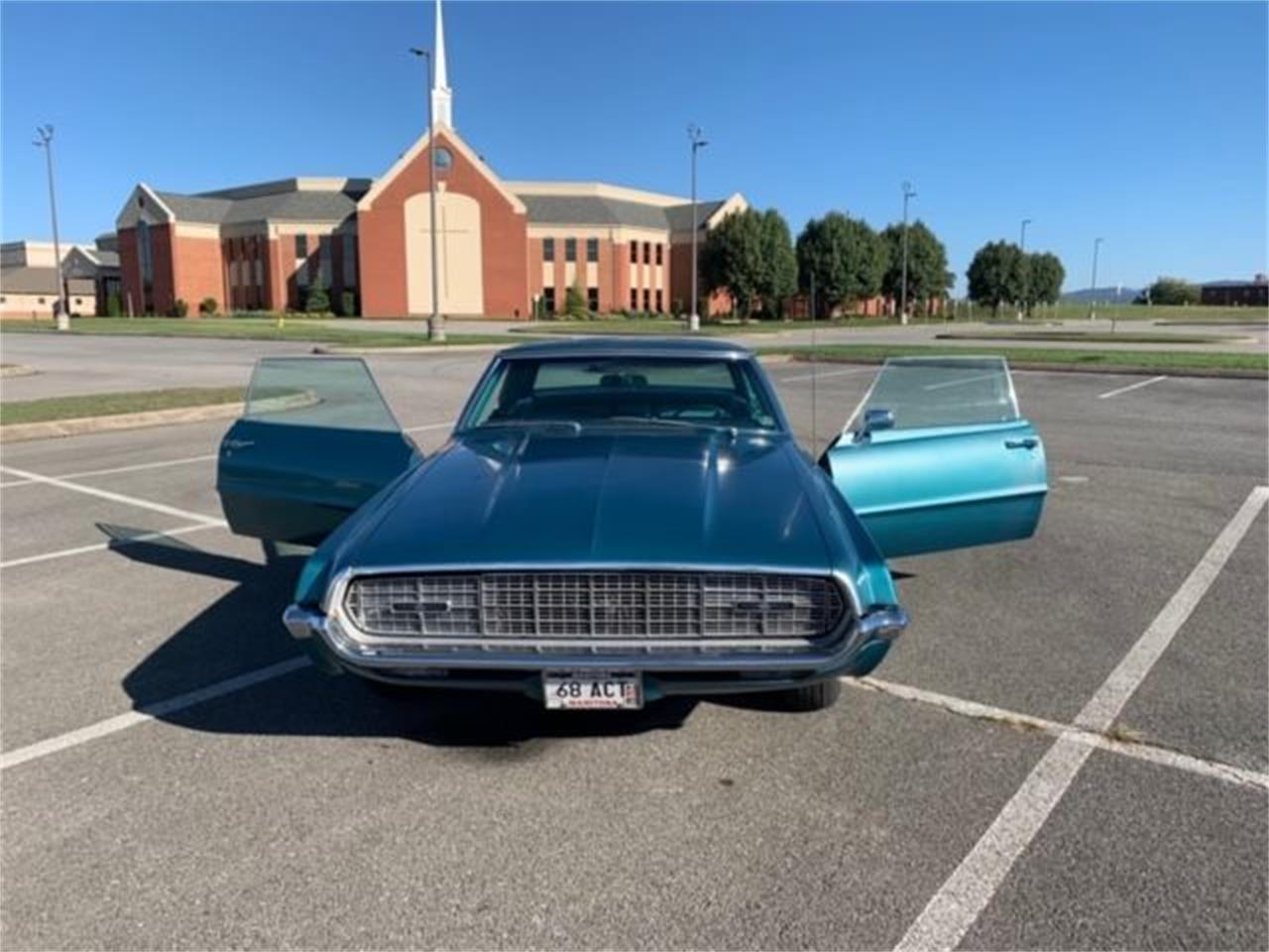 1968 Ford Thunderbird (CC-1293342) for sale in Cadillac, Michigan