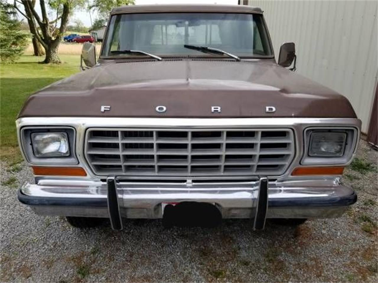 1978 Ford F150 (CC-1293351) for sale in Cadillac, Michigan