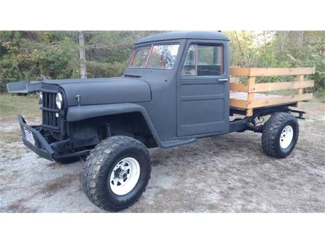 1955 Jeep Willys (CC-1293369) for sale in Cadillac, Michigan