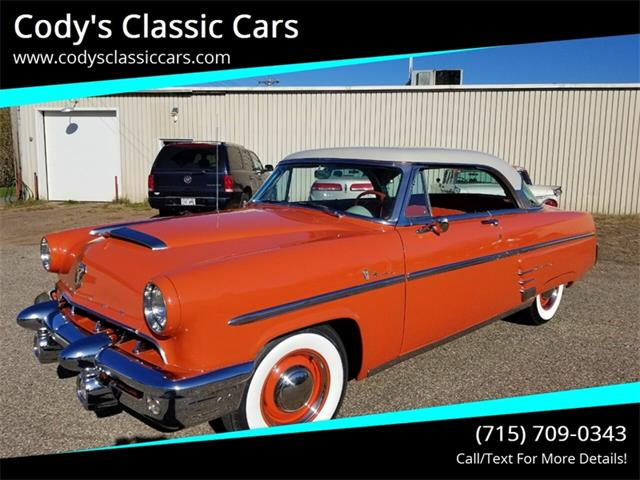 1953 Mercury Custom (CC-1293372) for sale in Stanley, Wisconsin