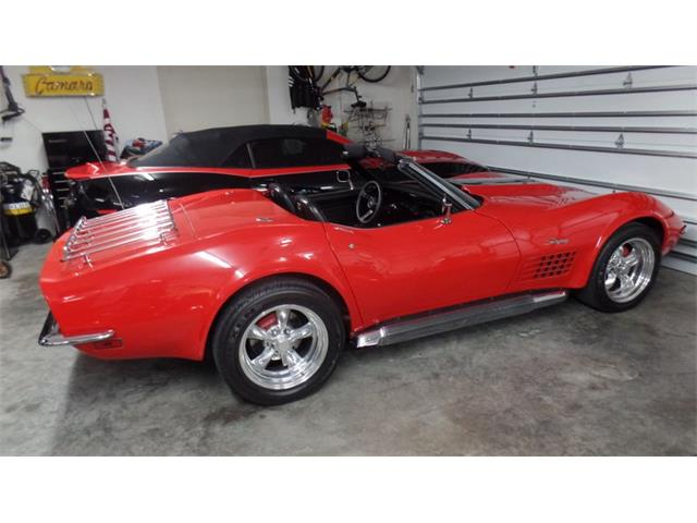 1972 Chevrolet Corvette (CC-1293374) for sale in Punta Gorda, Florida