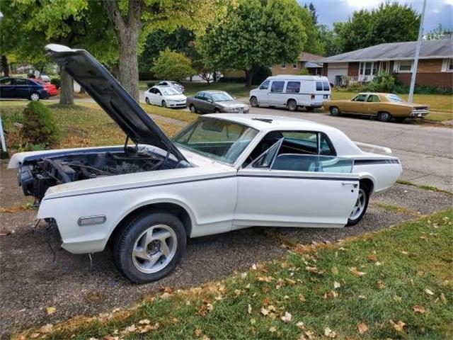 1968 Mercury Cougar (CC-1293379) for sale in Cadillac, Michigan