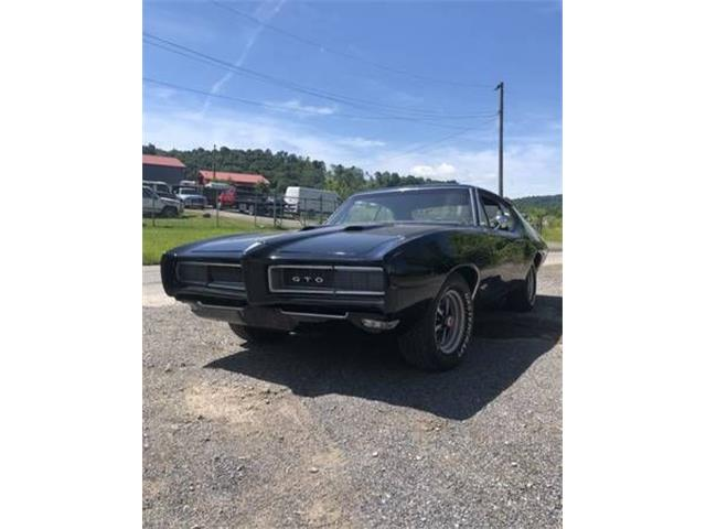 1968 Pontiac GTO (CC-1293382) for sale in Cadillac, Michigan