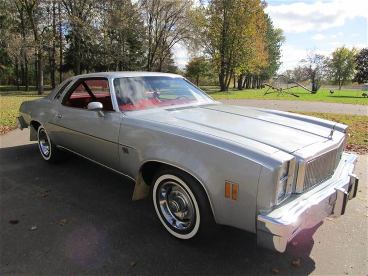 1977 Chevrolet Malibu Classic (CC-1293385) for sale in Stanley, Wisconsin