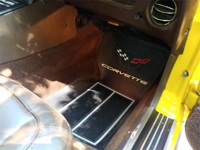 1977 Chevrolet Corvette (CC-1293411) for sale in Cadillac, Michigan