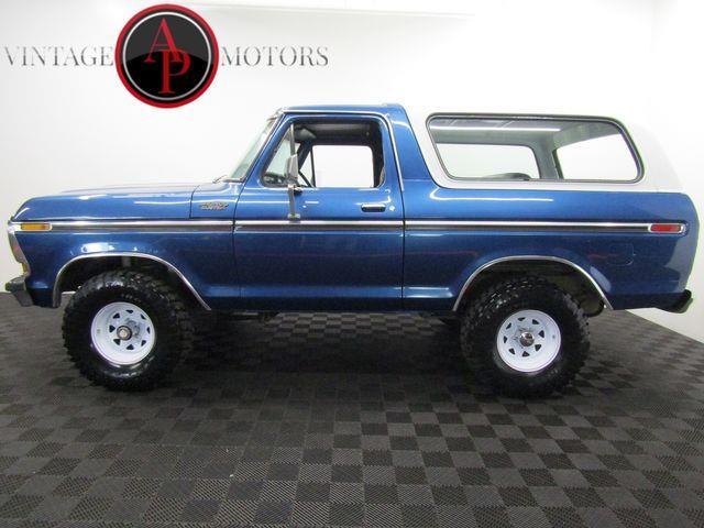1978 Ford Bronco (CC-1293412) for sale in Statesville, North Carolina