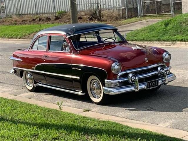 1951 Ford Crestliner