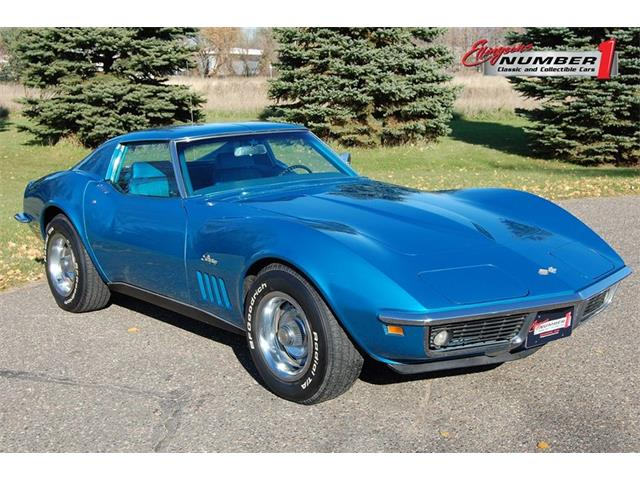 1969 Chevrolet Corvette (CC-1293426) for sale in Rogers, Minnesota