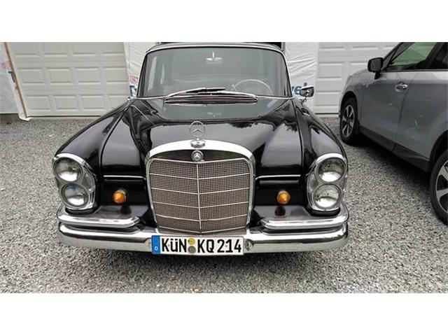 1964 Mercedes-Benz 220 (CC-1293428) for sale in Cadillac, Michigan