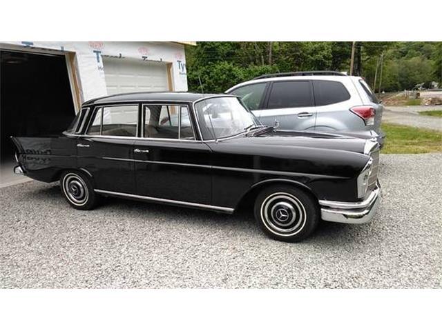 1964 Mercedes-Benz 220 (CC-1293428) for sale in Cadillac, Michigan