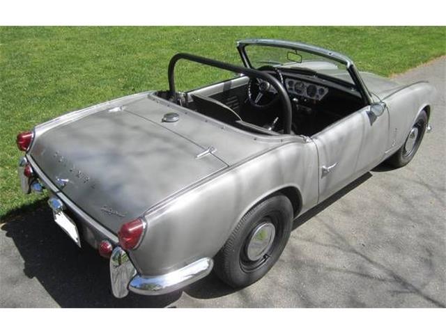 1965 Triumph Spitfire