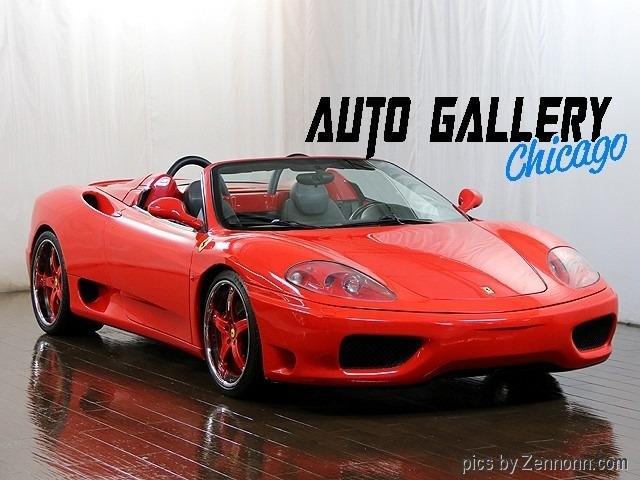 2001 Ferrari 360 (CC-1293450) for sale in Addison, Illinois