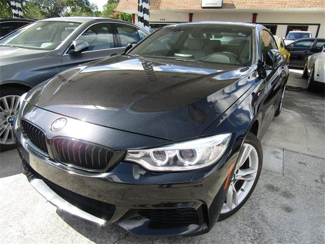 2015 BMW 4 Series (CC-1293455) for sale in Orlando, Florida