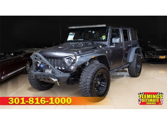 2016 Jeep Wrangler (CC-1293456) for sale in Rockville, Maryland