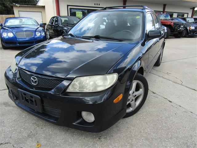 2002 Mazda Protege (CC-1293457) for sale in Orlando, Florida