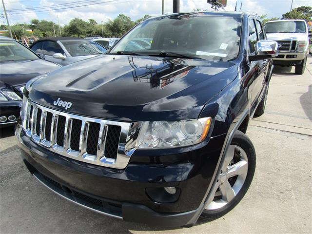 2011 Jeep Grand Cherokee (CC-1293458) for sale in Orlando, Florida