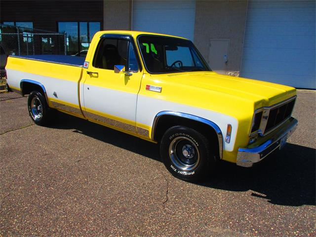1974 GMC C/K 1500 (CC-1293460) for sale in Ham Lake, Minnesota
