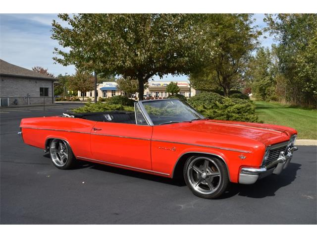 1966 Chevrolet Impala (CC-1293461) for sale in Elkhart, Indiana