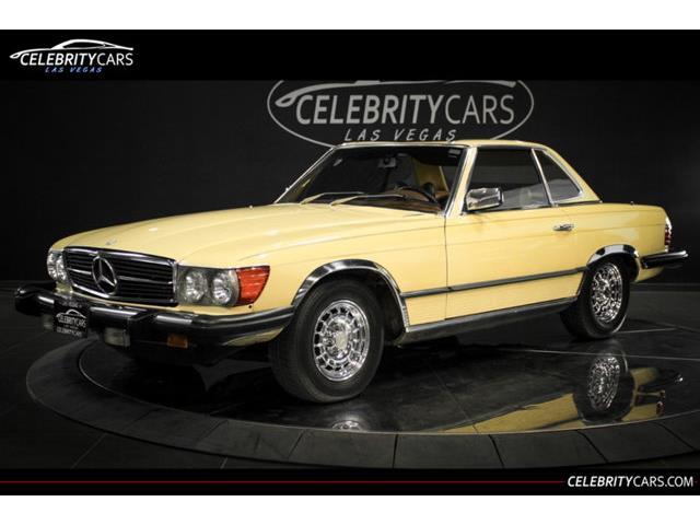 1979 Mercedes-Benz 450SL (CC-1293463) for sale in Las Vegas, Nevada