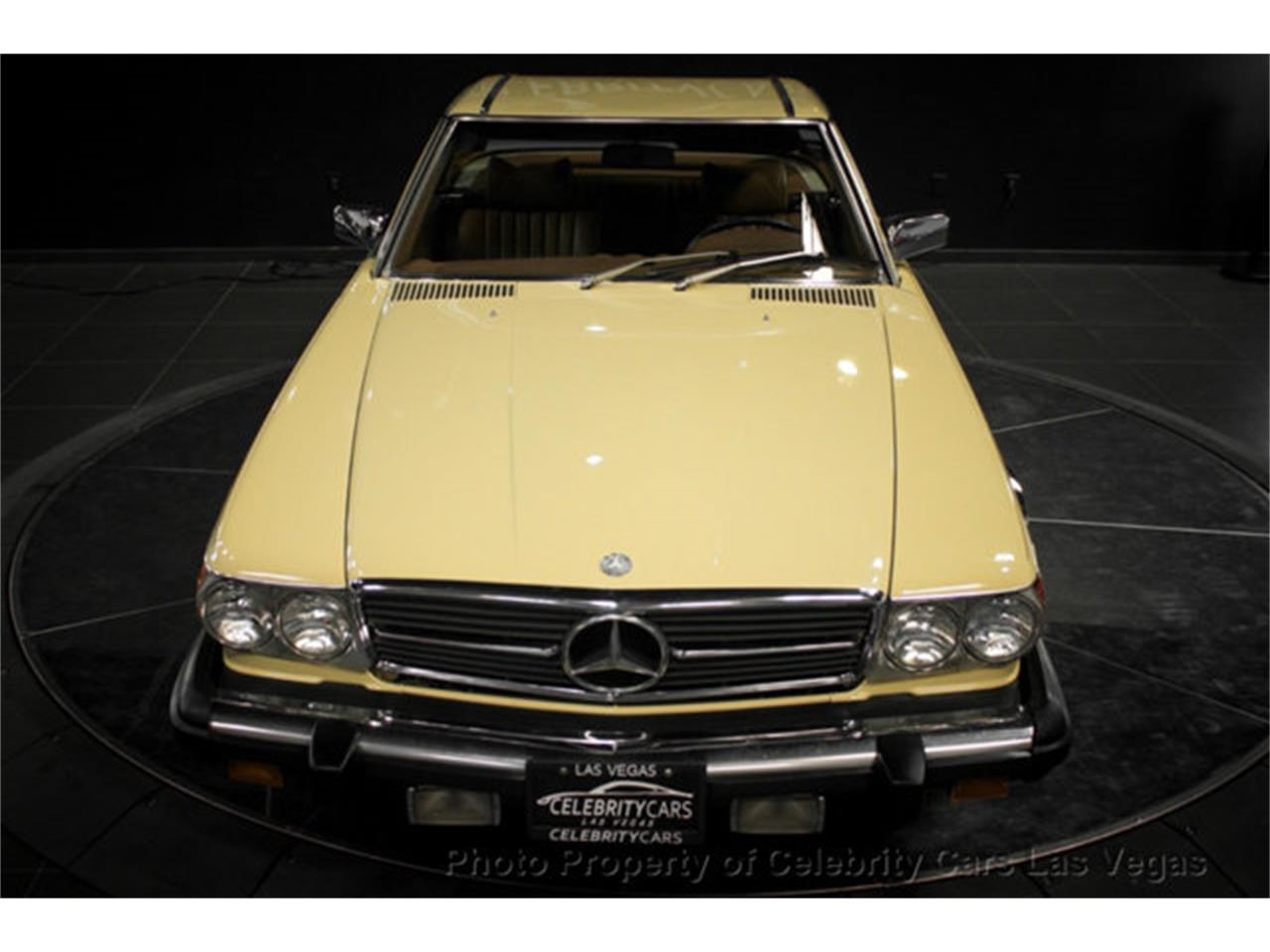 1979 Mercedes-Benz 450SL (CC-1293463) for sale in Las Vegas, Nevada