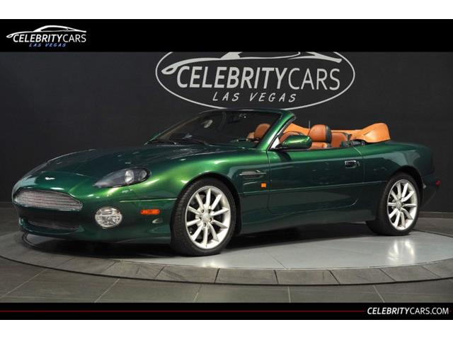 2001 Aston Martin DB7 (CC-1293466) for sale in Las Vegas, Nevada