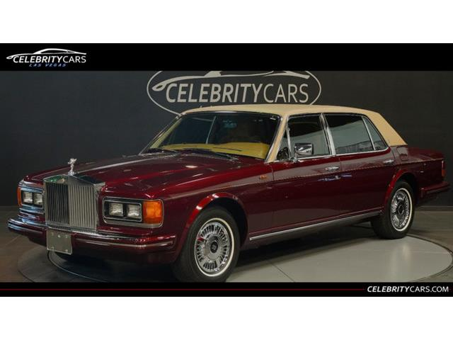 1985 Rolls-Royce Silver Spur (CC-1293467) for sale in Las Vegas, Nevada