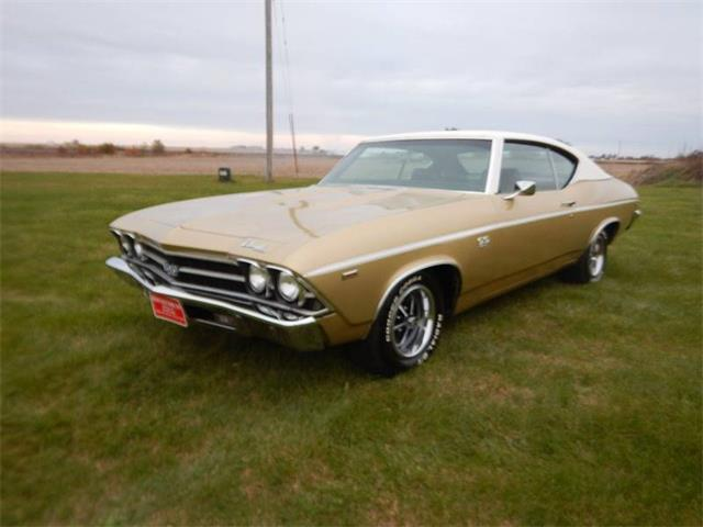 1969 Chevrolet Chevelle (CC-1293473) for sale in Clarence, Iowa