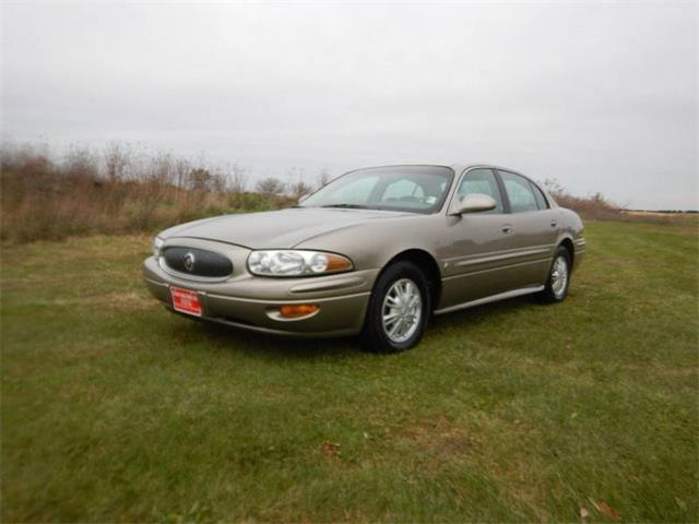 2002 Buick LeSabre (CC-1293482) for sale in Clarence, Iowa