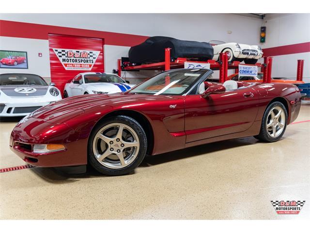 2003 Chevrolet Corvette (CC-1293485) for sale in Glen Ellyn, Illinois