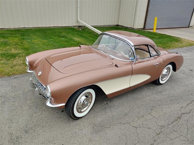 1957 Chevrolet Corvette (CC-1293488) for sale in N. Kansas City, Missouri
