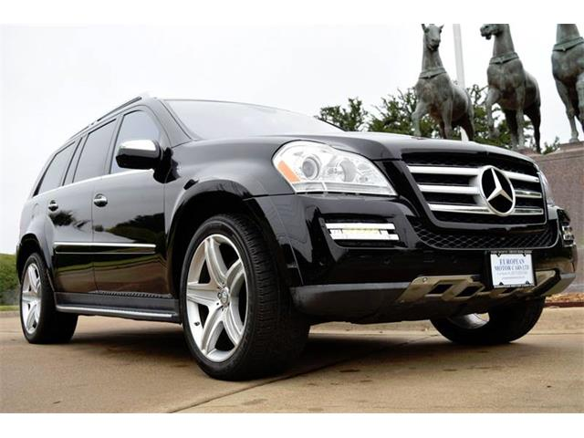 2010 Mercedes-Benz GL450 (CC-1293495) for sale in Fort Worth, Texas