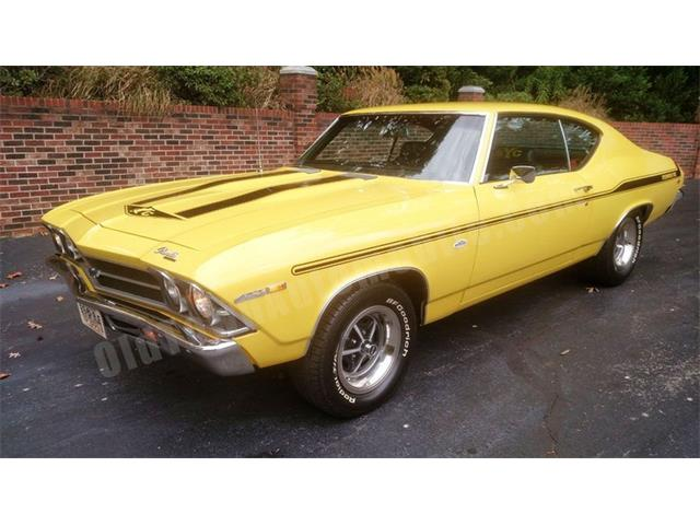 1969 Chevrolet Chevelle (CC-1293496) for sale in Huntingtown, Maryland