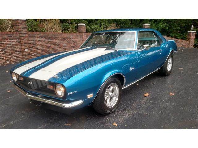 1968 Chevrolet Camaro (CC-1293499) for sale in Huntingtown, Maryland