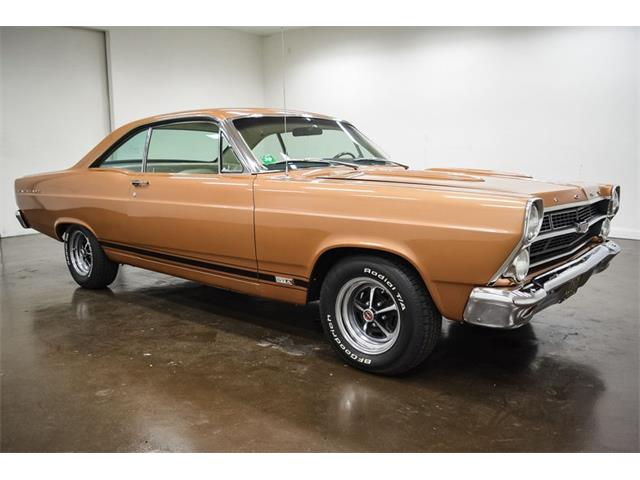 1967 Ford Fairlane (CC-1293500) for sale in Sherman, Texas