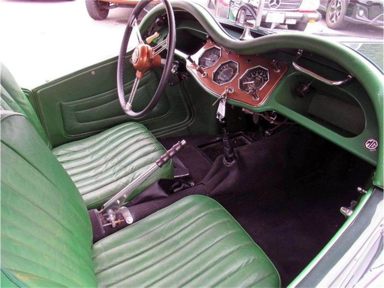 1954 MG TF (CC-1293510) for sale in Holliston, Massachusetts