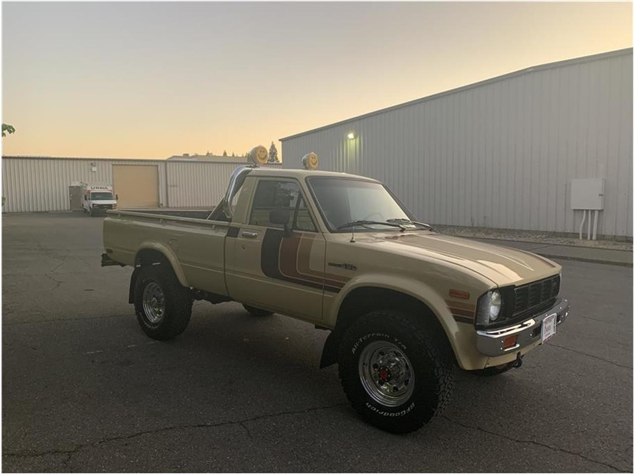 1980 Toyota Pickup (CC-1293514) for sale in Roseville, California