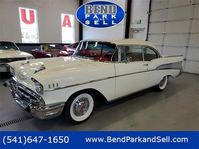1957 Chevrolet Bel Air (CC-1293519) for sale in Bend, Oregon