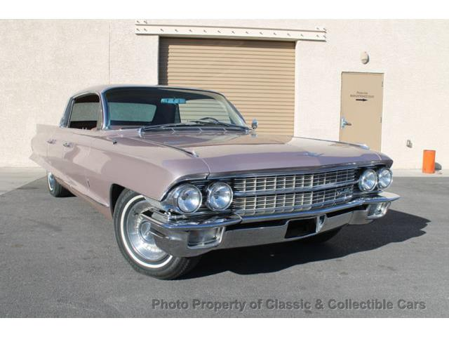 1962 Cadillac Fleetwood (CC-1293520) for sale in Las Vegas, Nevada